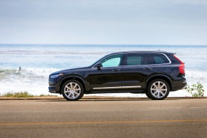 Latest generation Volvo XC90