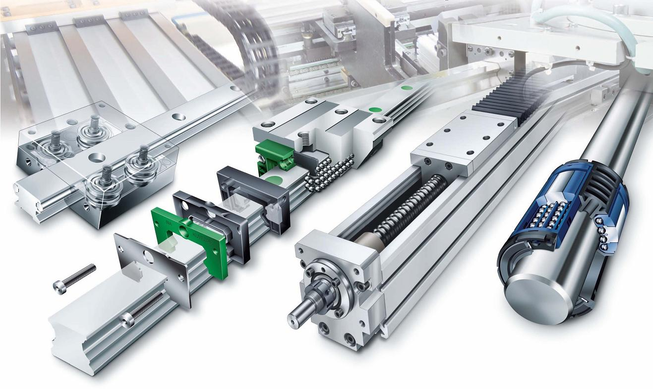 Linear positioning systems