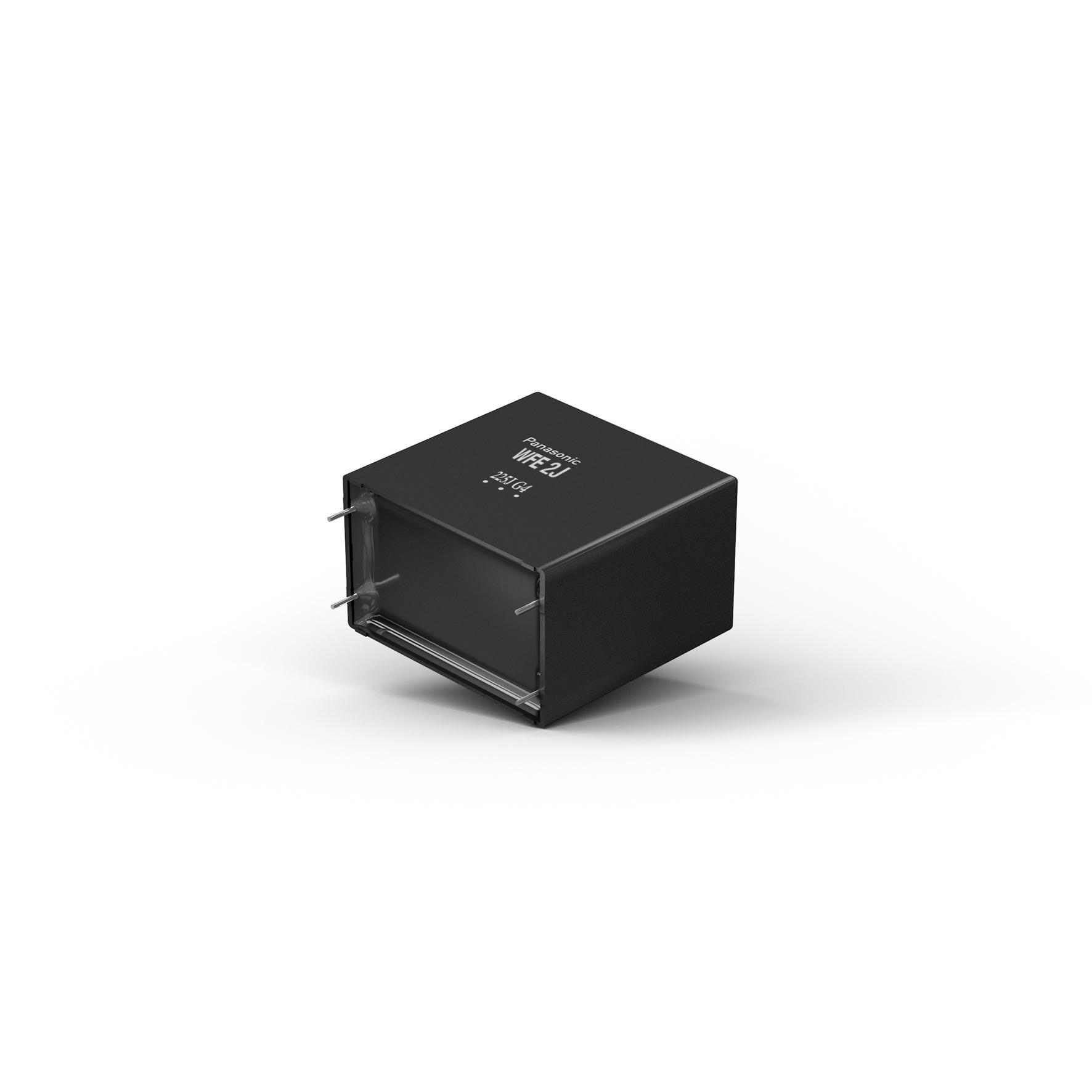 Metalised Polypropylene film capacitor