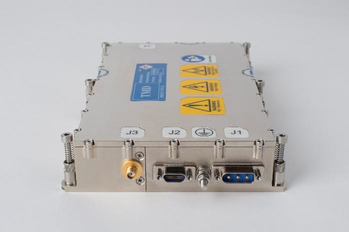 Microwave power modules for radar and UAV applications