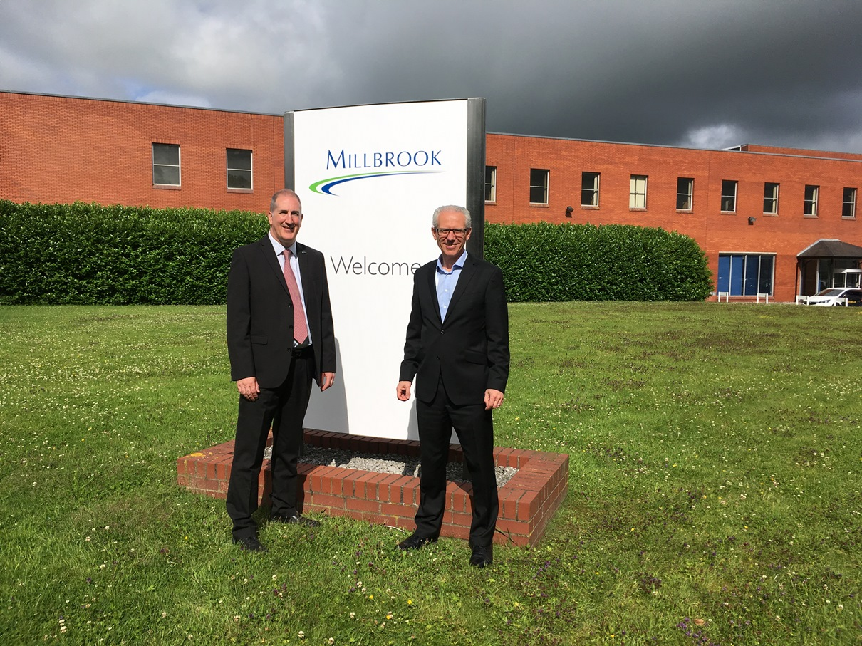 Millbrook acquires CSA Layland Technical Centre