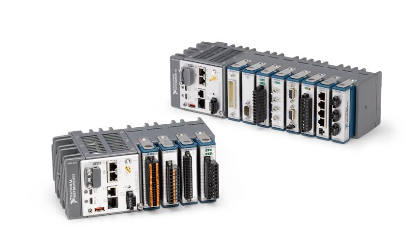 NI-DAQmx and Time Sensitive Networking included on CompactRIO Controllers