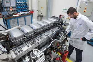 New test laboratory for Scania in Brazil