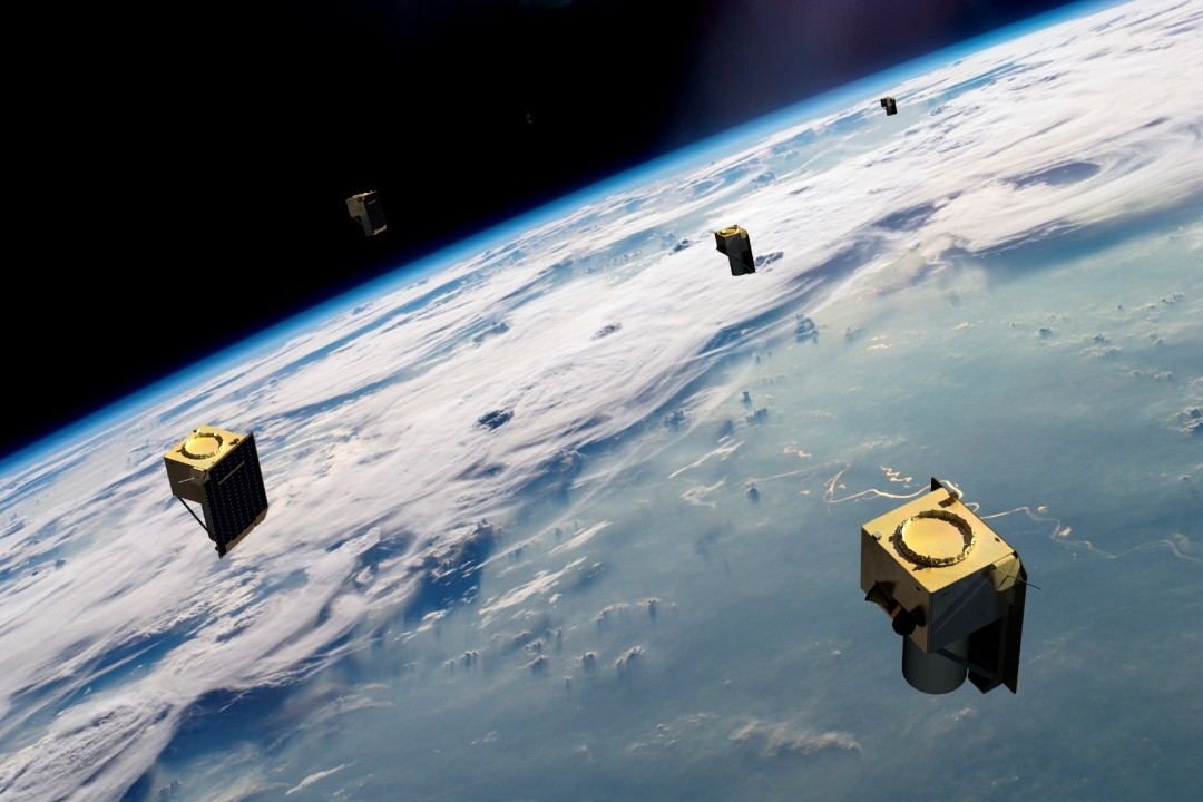 Next-Generation Earth Imaging cubesat from BlackSky