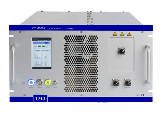 PTCM Series amplifier from TMD