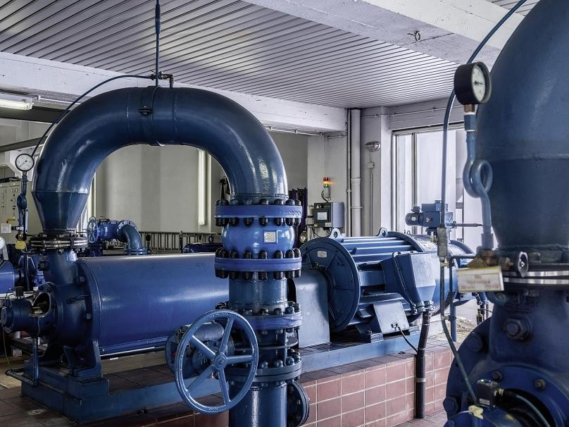 Predictive maintenance for reliable industrial pump operation
