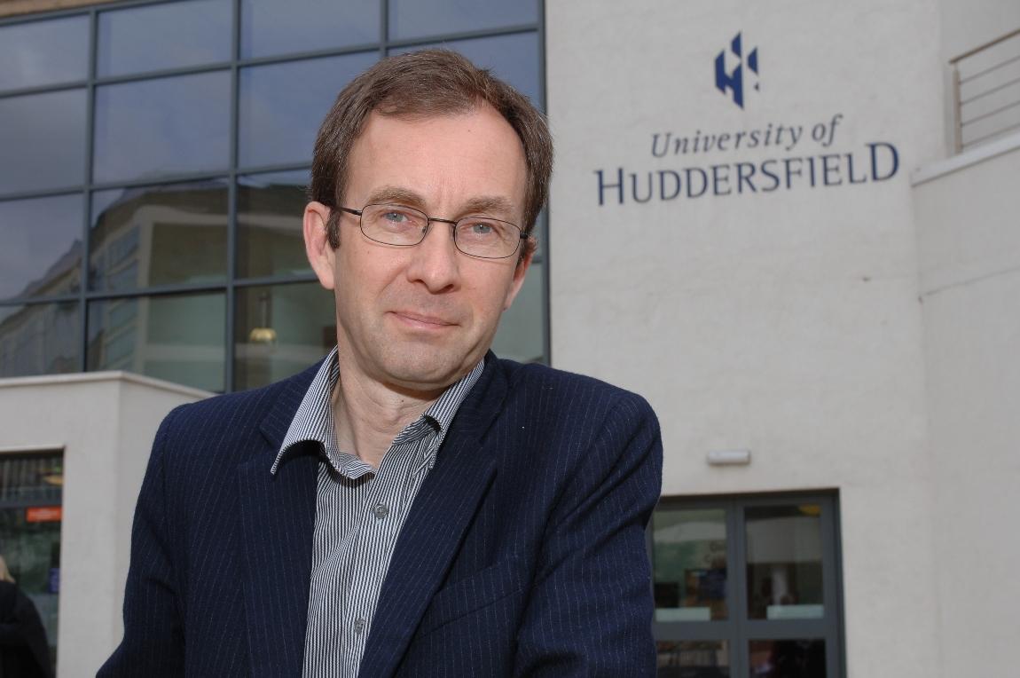 Professor Simon Iwnicki of the University of Huddersfield