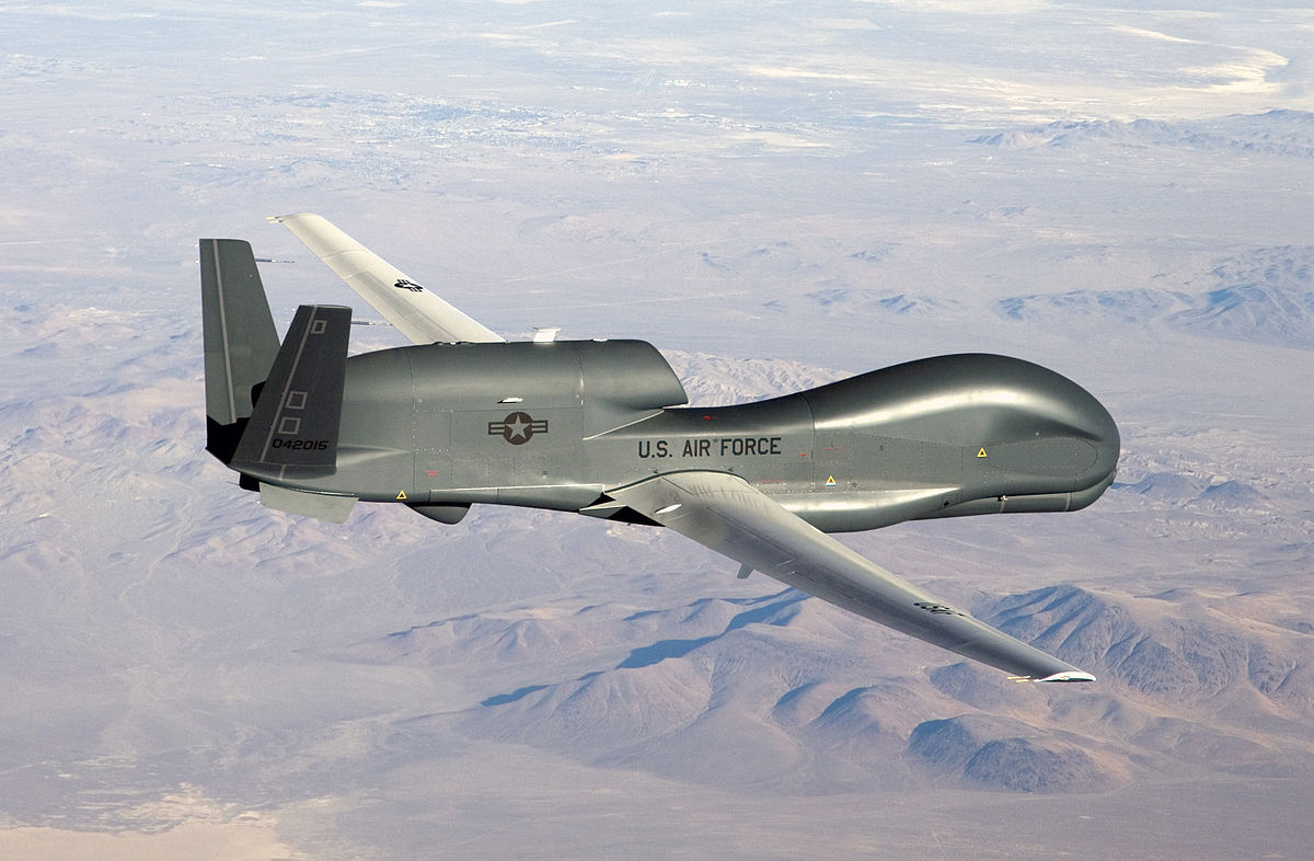 RQ-4 Global Hawk Unmanned Aerial Vehicle