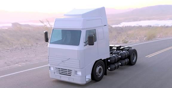 Rendering of zero emission vehicle from ULEMCo