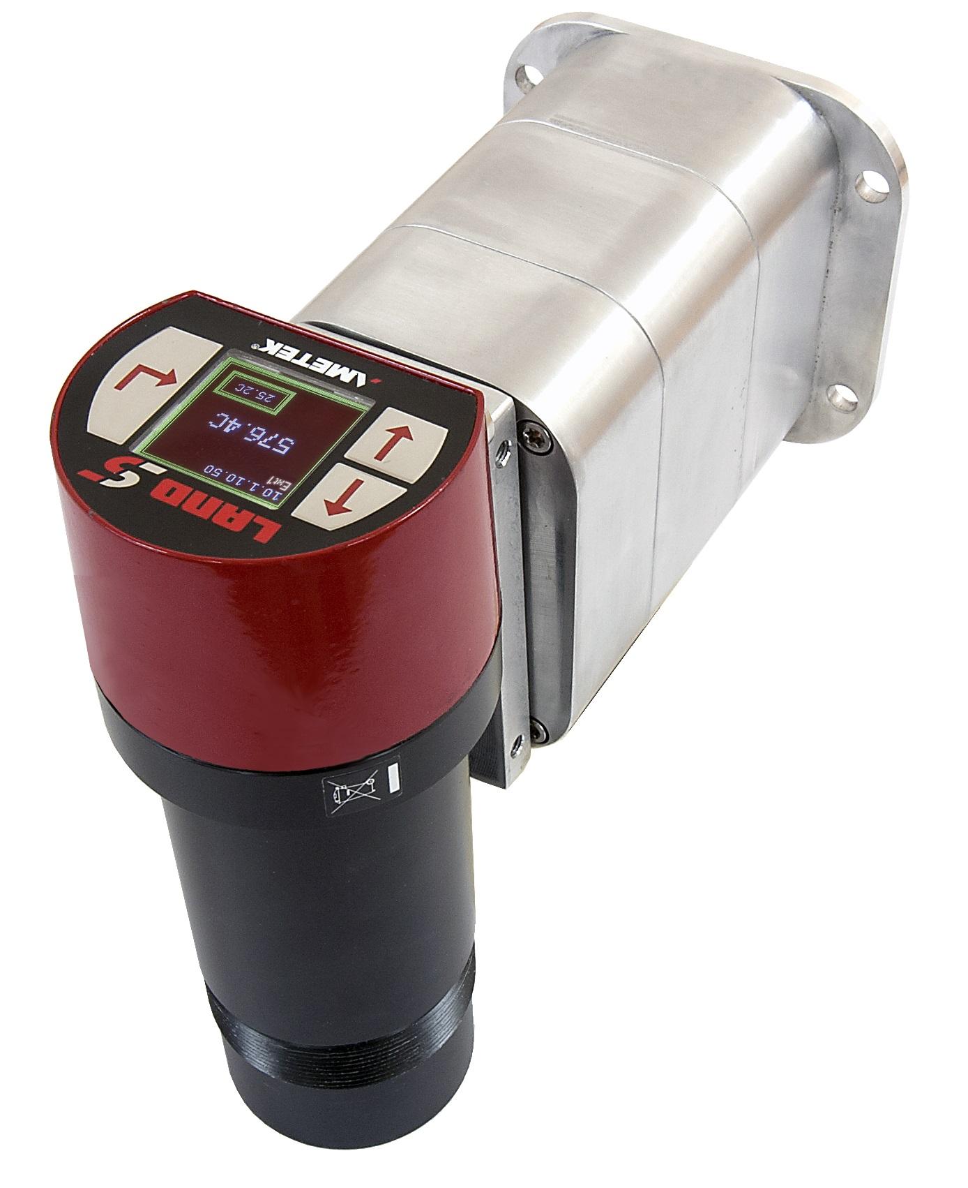 SPOT AL EQS pyrometer with actuator.