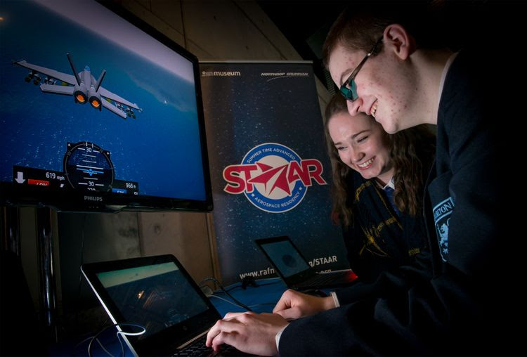 STAAR summer camp programme supports STEM development for school pupils