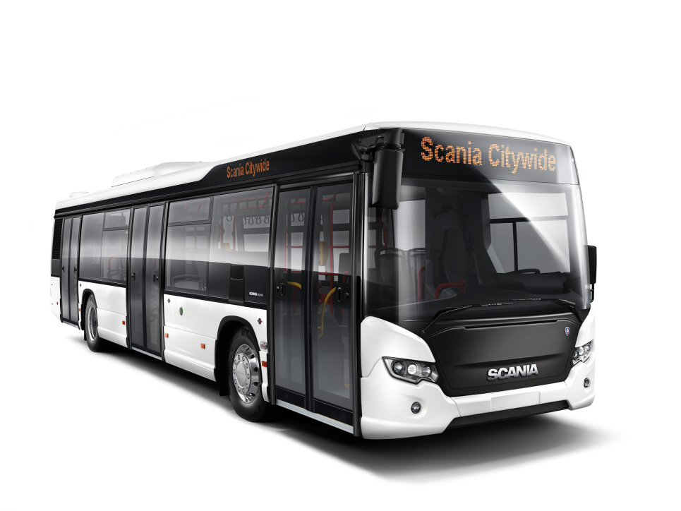 Scania Citywide bus