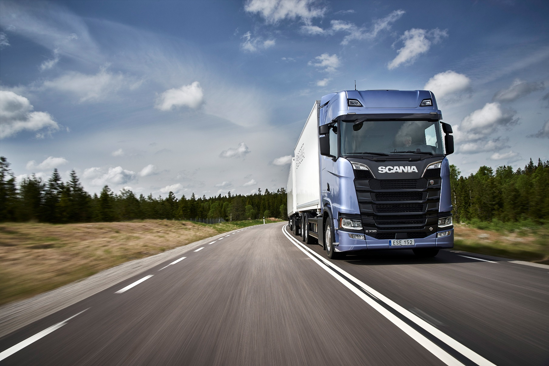 Scania enters heavy vehicle electrification partnership