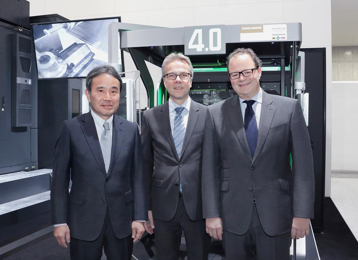 Schaeffler and DMG MORI collaboration