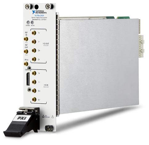 Second-generation Vector Signal Transceiver (VST)