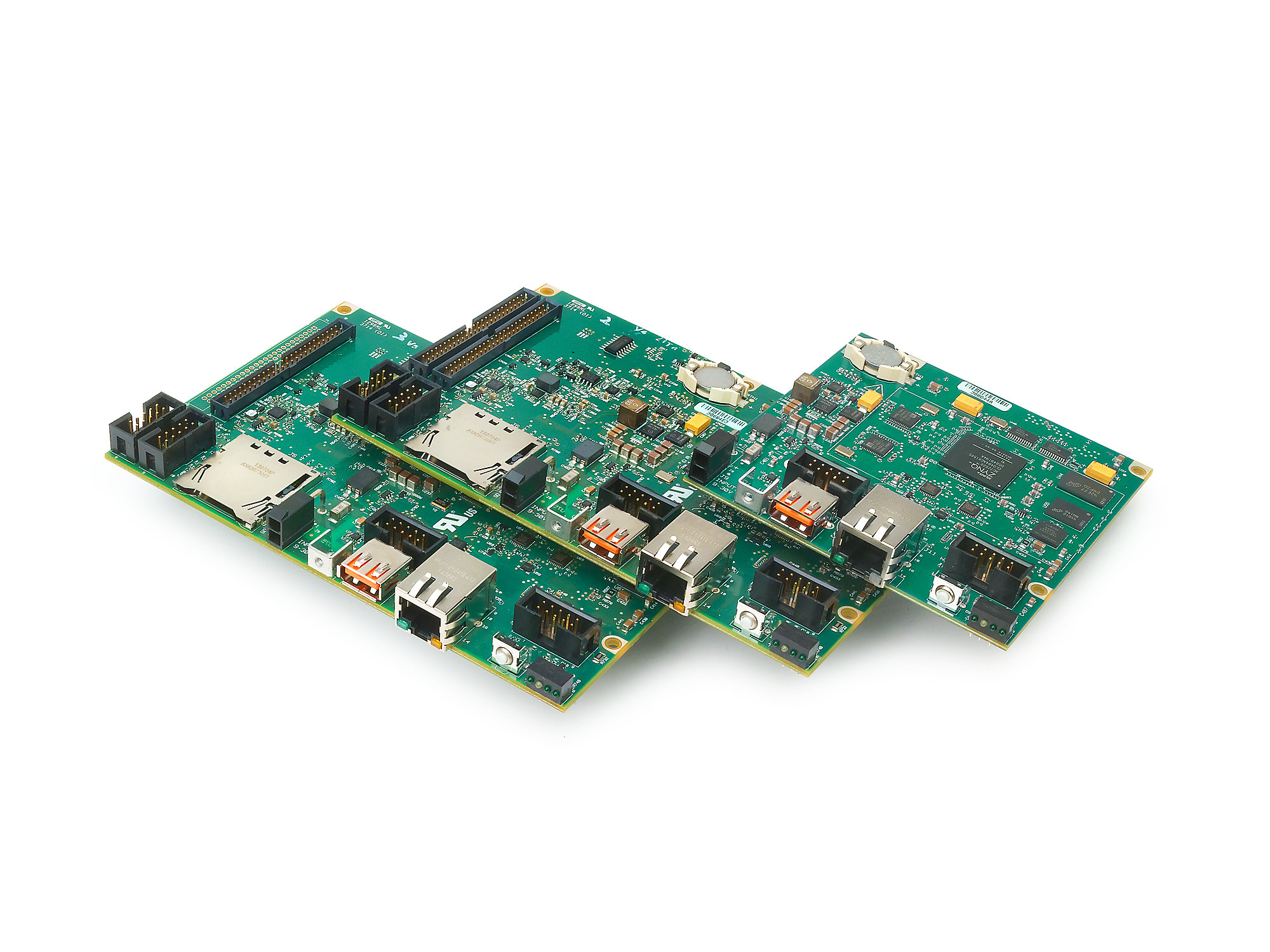 Single board RIO controllers