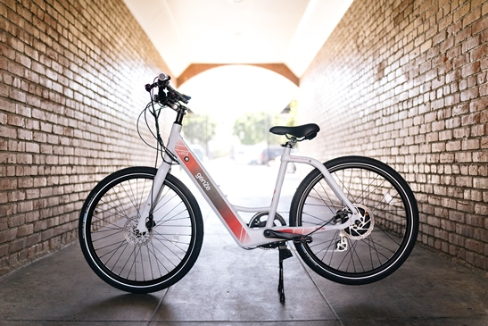 Slimline GenZe electric eBike gains smart connectivity
