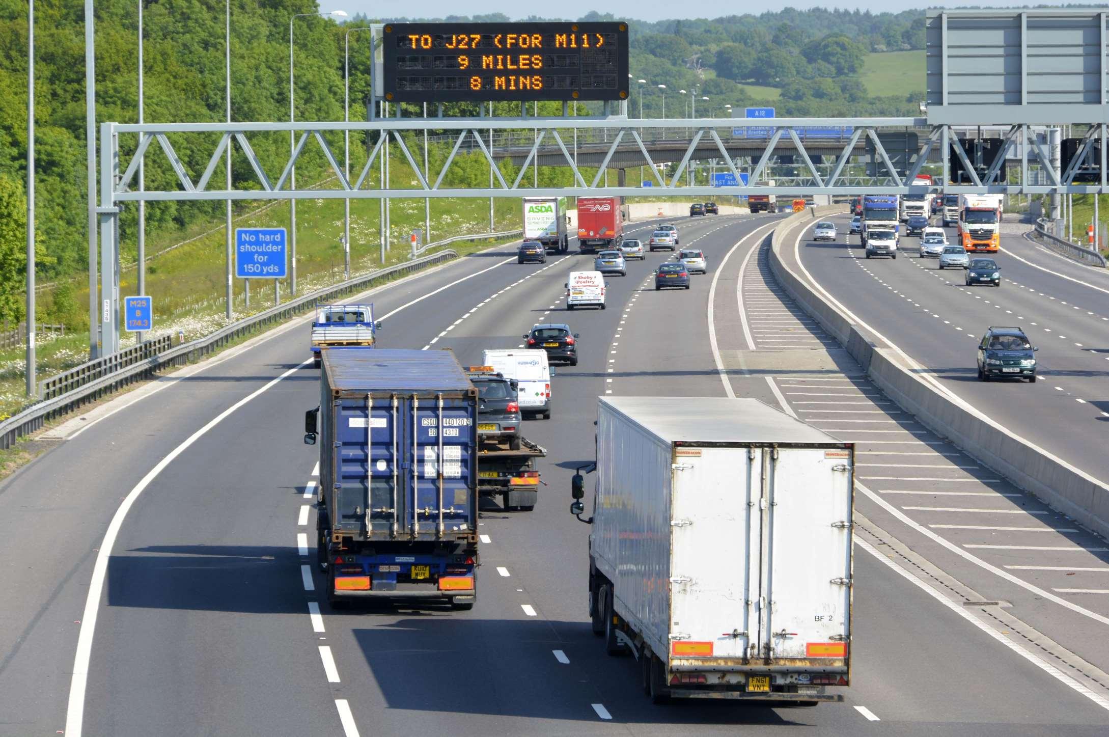 Smart camera will help smart motorways