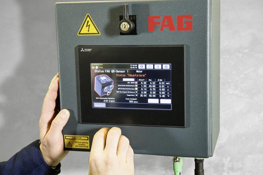 SmartQB condition monitoring system