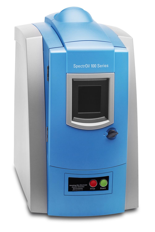 SpectrOil 100 Series elemental spectrometer