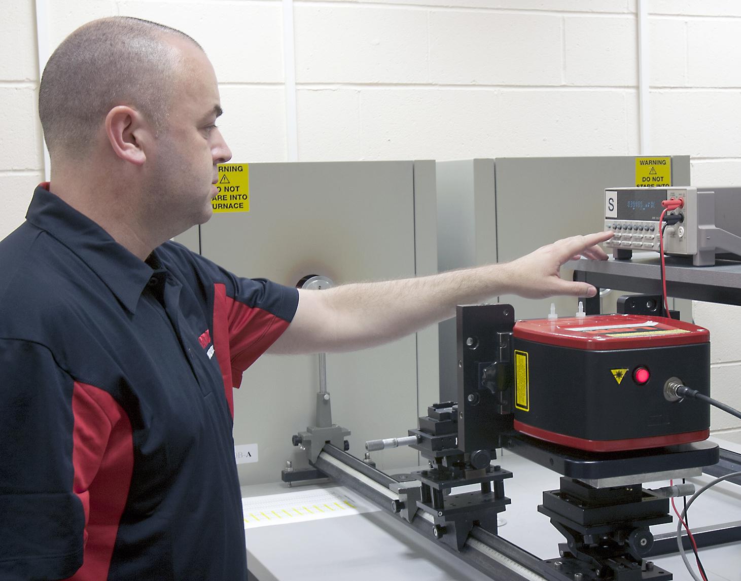 Spectrum instrumentation calibration service