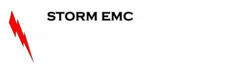 Storm EMC Logo