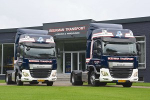 Telematics for Beekman Transport