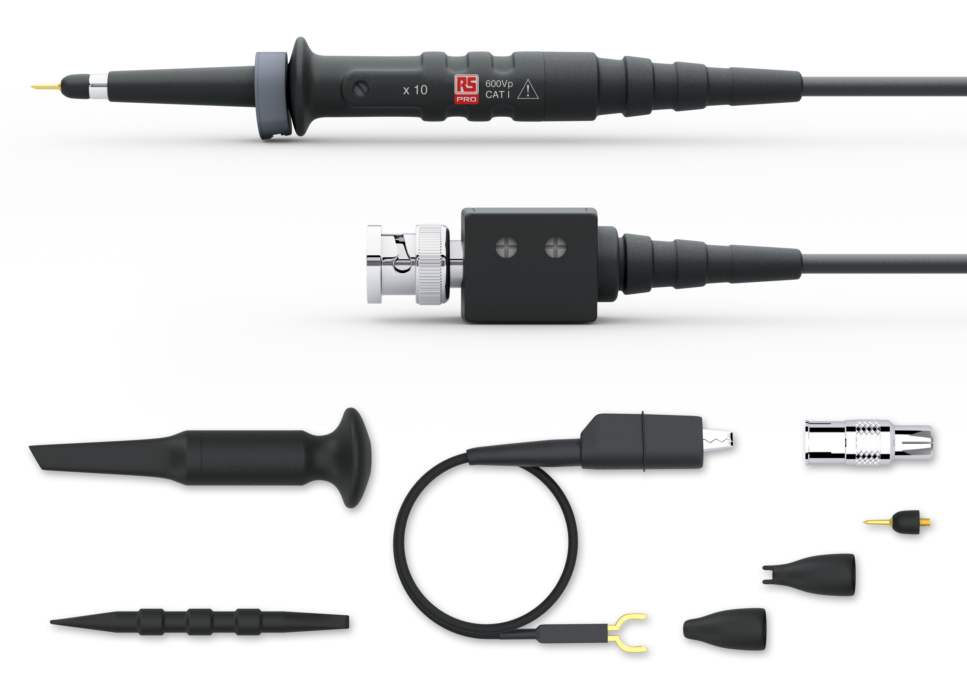 Test and measurement accessories from RS Components