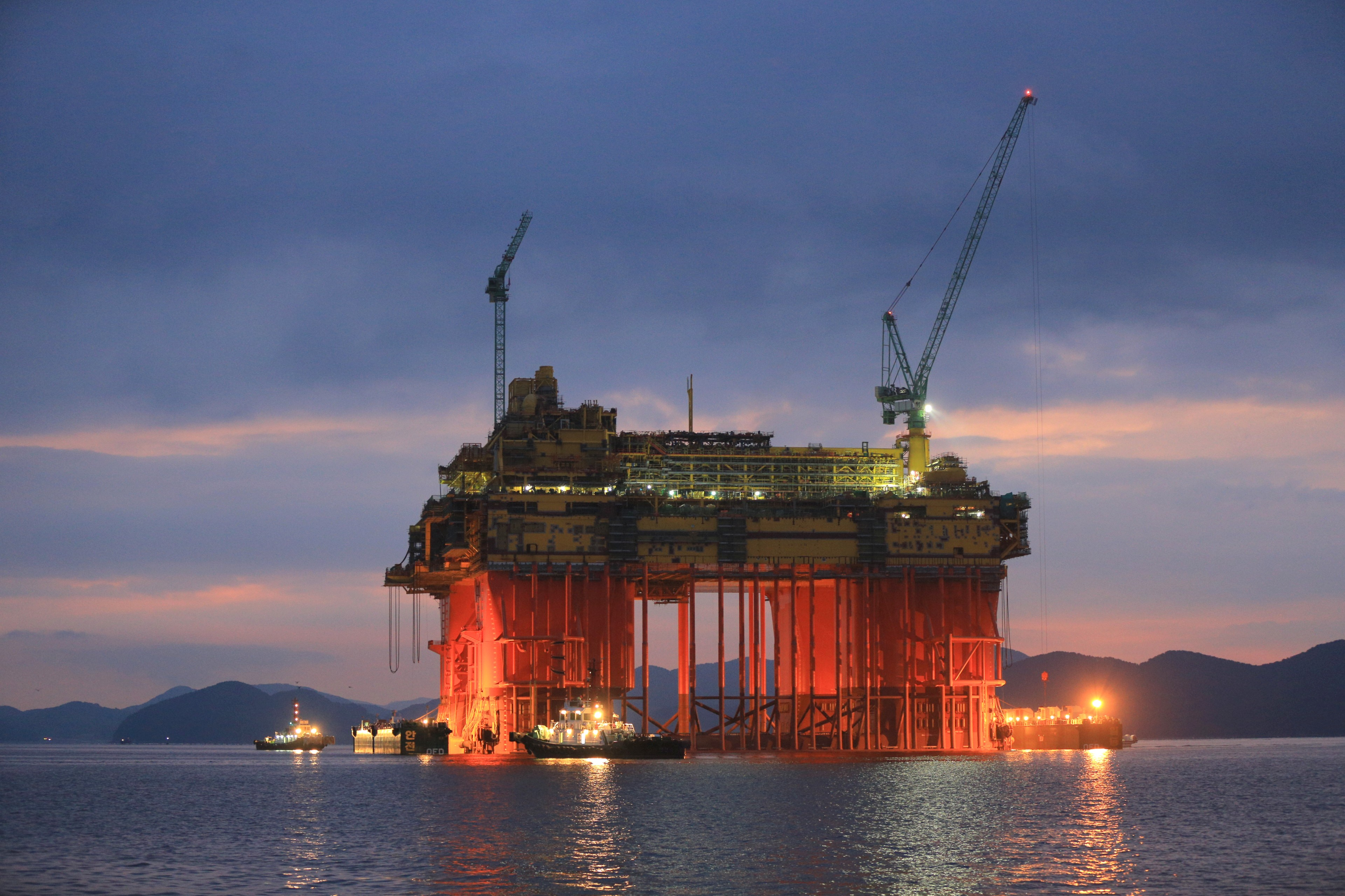 The Ichthys LNG Project