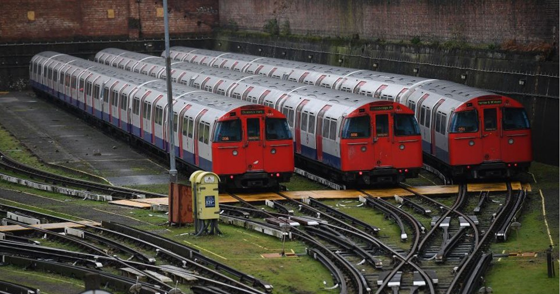 Transformational maintenance trial for London Underground trains