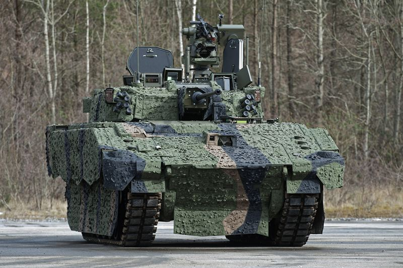 Turret simulator to train crews of AJAX armoured vehicles