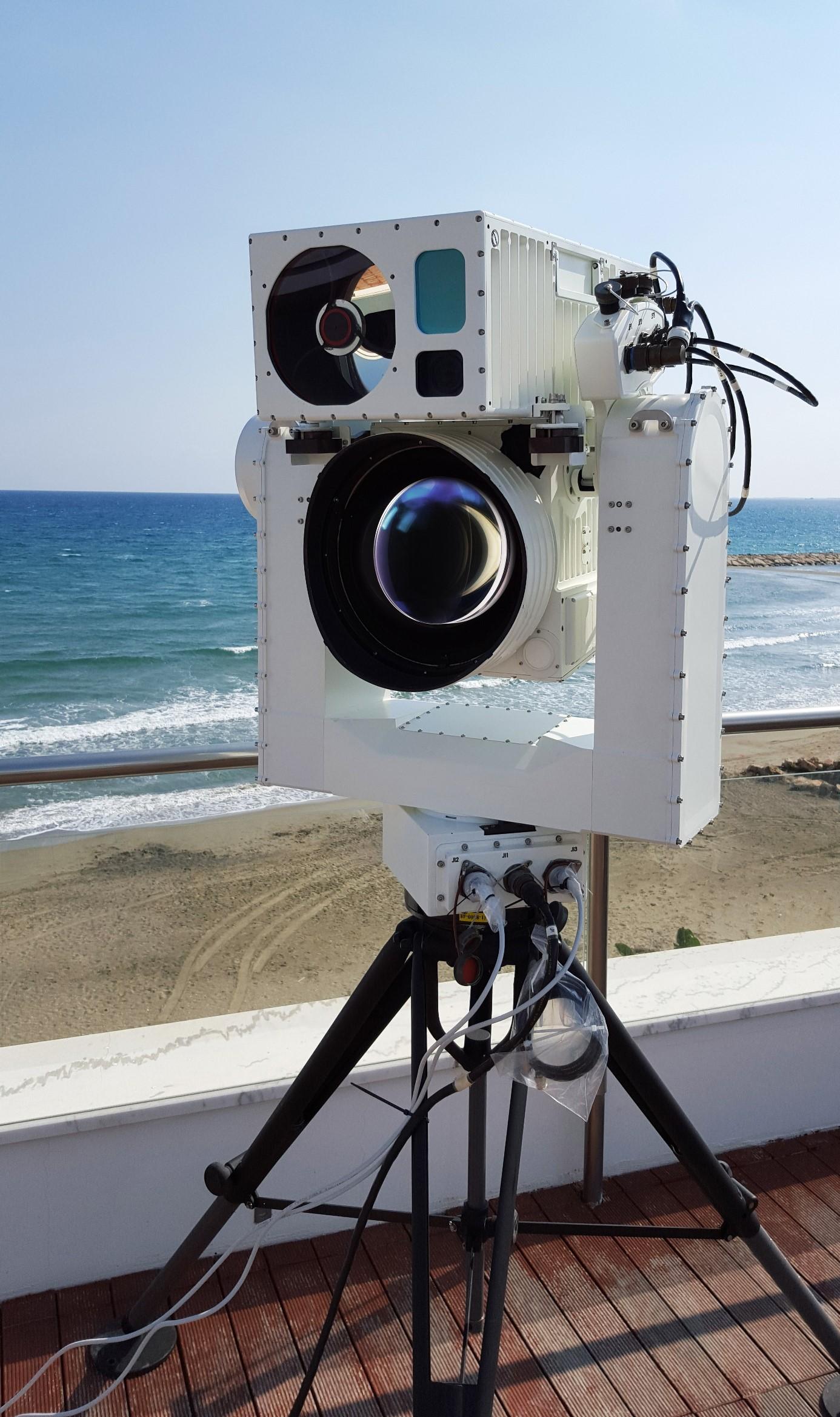 Ultra long range marine observation system