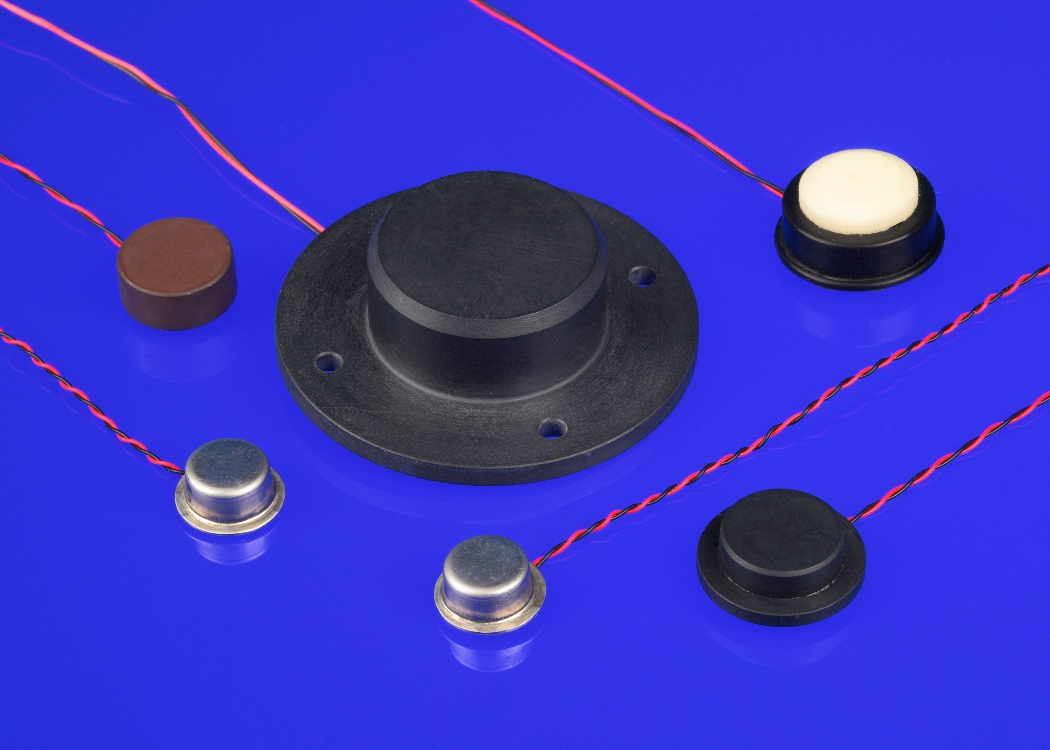 Ultrasonic water metering sensors
