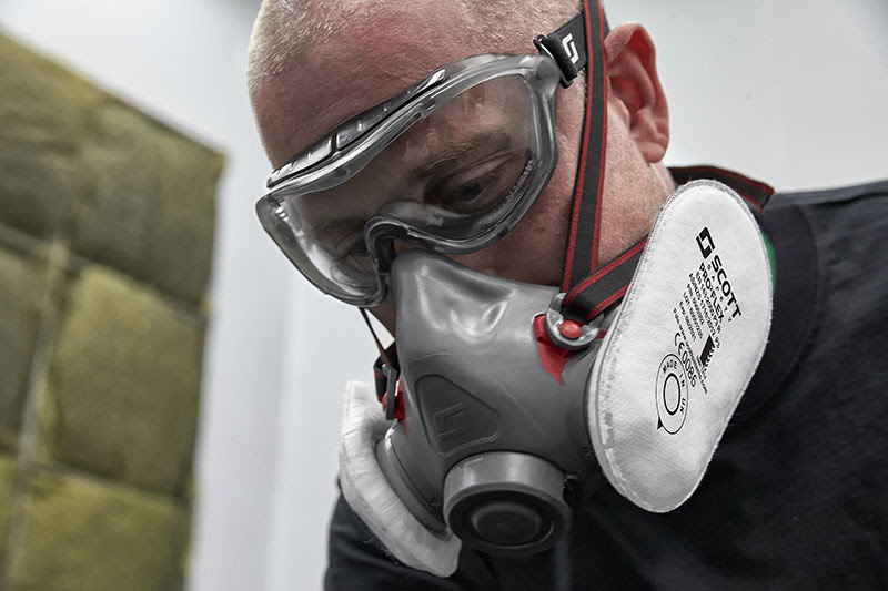 Worker respiratory protection