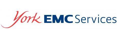 York EMC logo