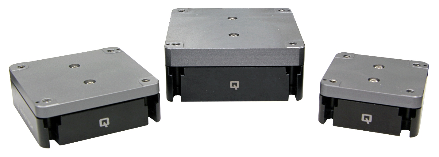 High precision piezo nanopositioners