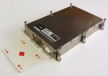 Ultra-compact modular microwave power modules for radar