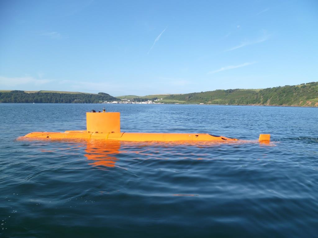 Facility under development to test unmanned submersibles (UxVs)