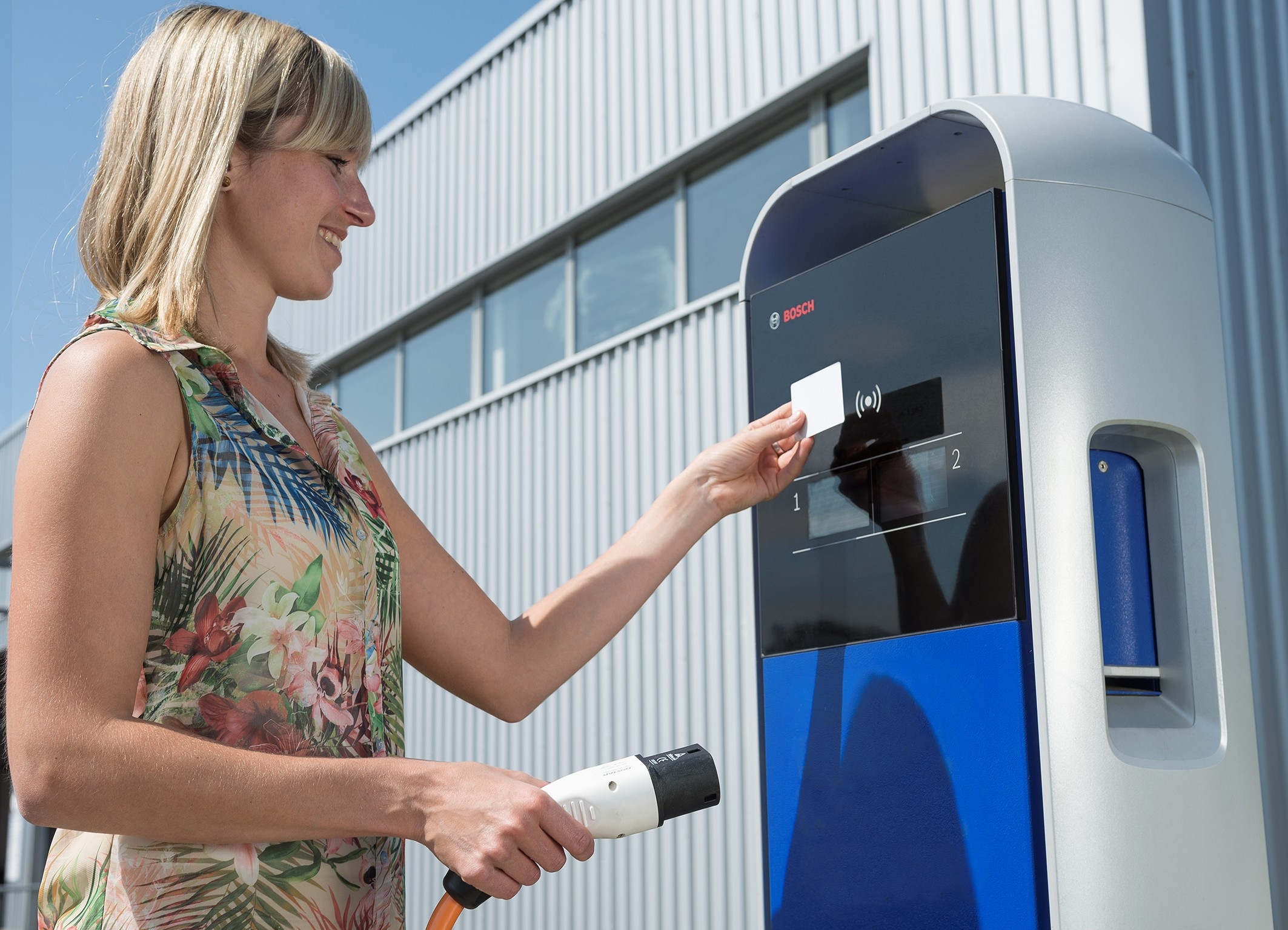 Automated, Connected and Electrified mobility from Bosch