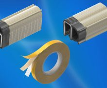 Gaskets for the EMC protection of cabinets