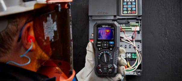 Handheld Thermal Imaging Camera for Maintenance Operations