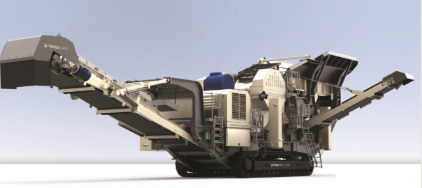LJ5139 stone crushing machine uses DAQ sensors from HBM