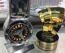 Mousetrap award for low backlash gearing for prosthetics