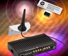 Smart sensor tags harvest energy from RF reader antennas