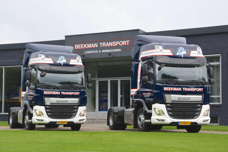 Telematics for Beekman Transport