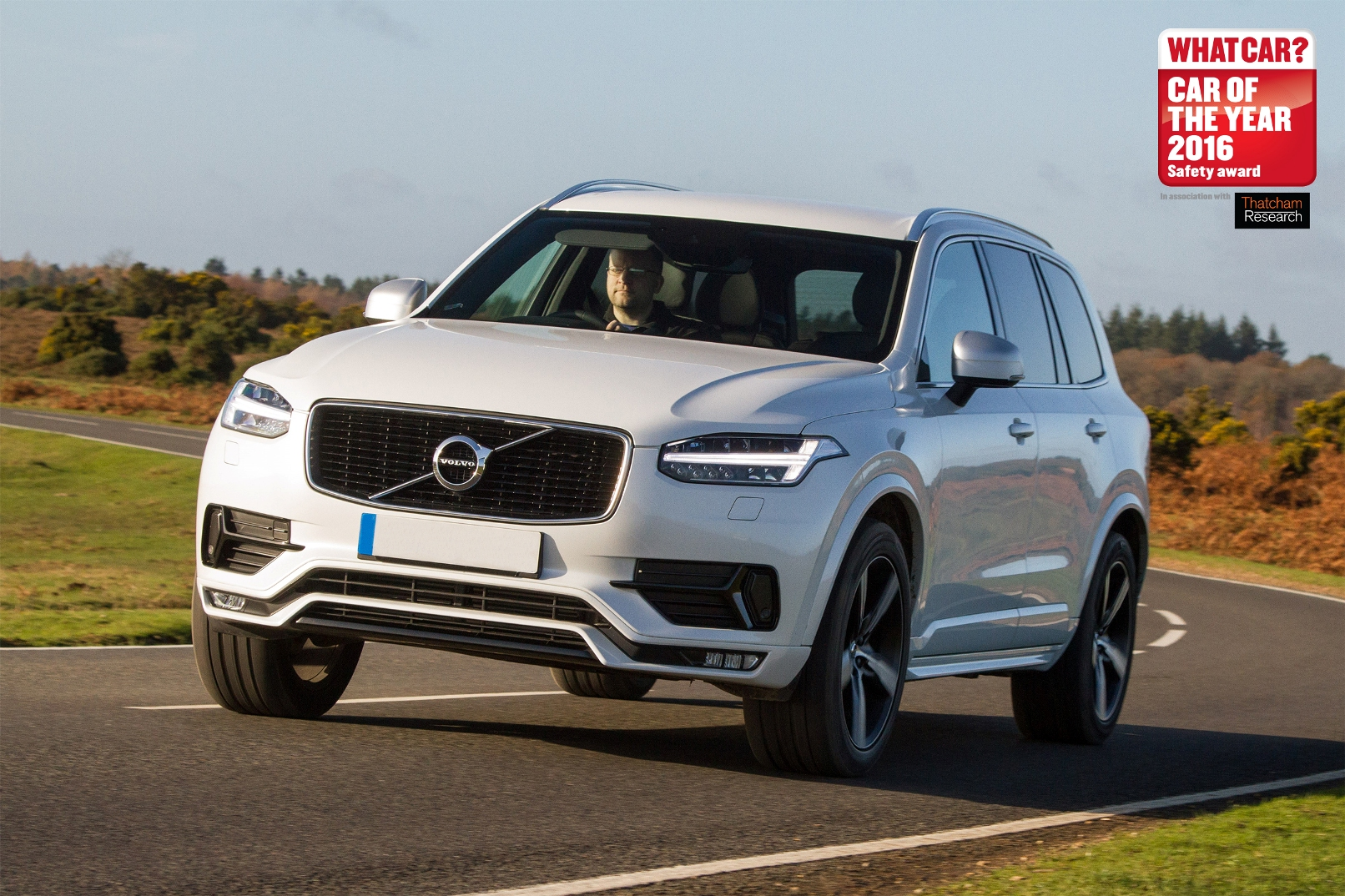 Volvo XC90 Winner of 2016 Car of the Year