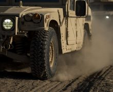 Military vehicles need special consideration for autonomous control