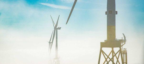 Vattenfall final turbine installation off Aberdeen bay