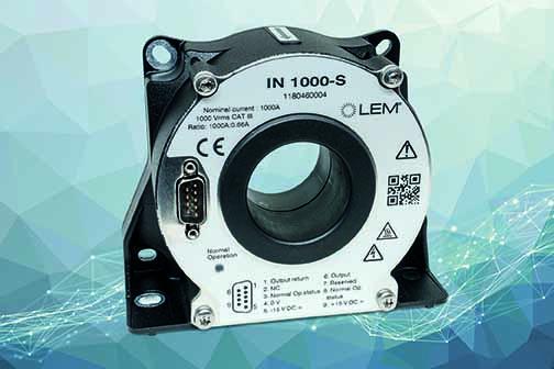 1000A current measurement transducer