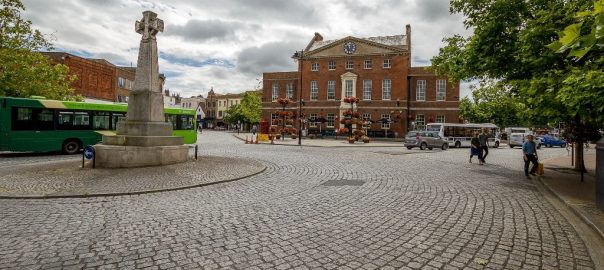 Creating improved transport for Taunton